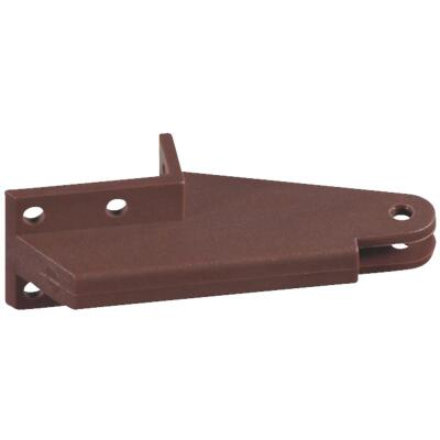 National Brown Replacement Post Jamb Bracket