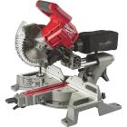 Milwaukee M18 FUEL 18 Volt Lithium-Ion Brushless 7-1/4 In. Dual-Bevel Sliding Compound Cordless Miter Saw (Bare Tool) Image 1