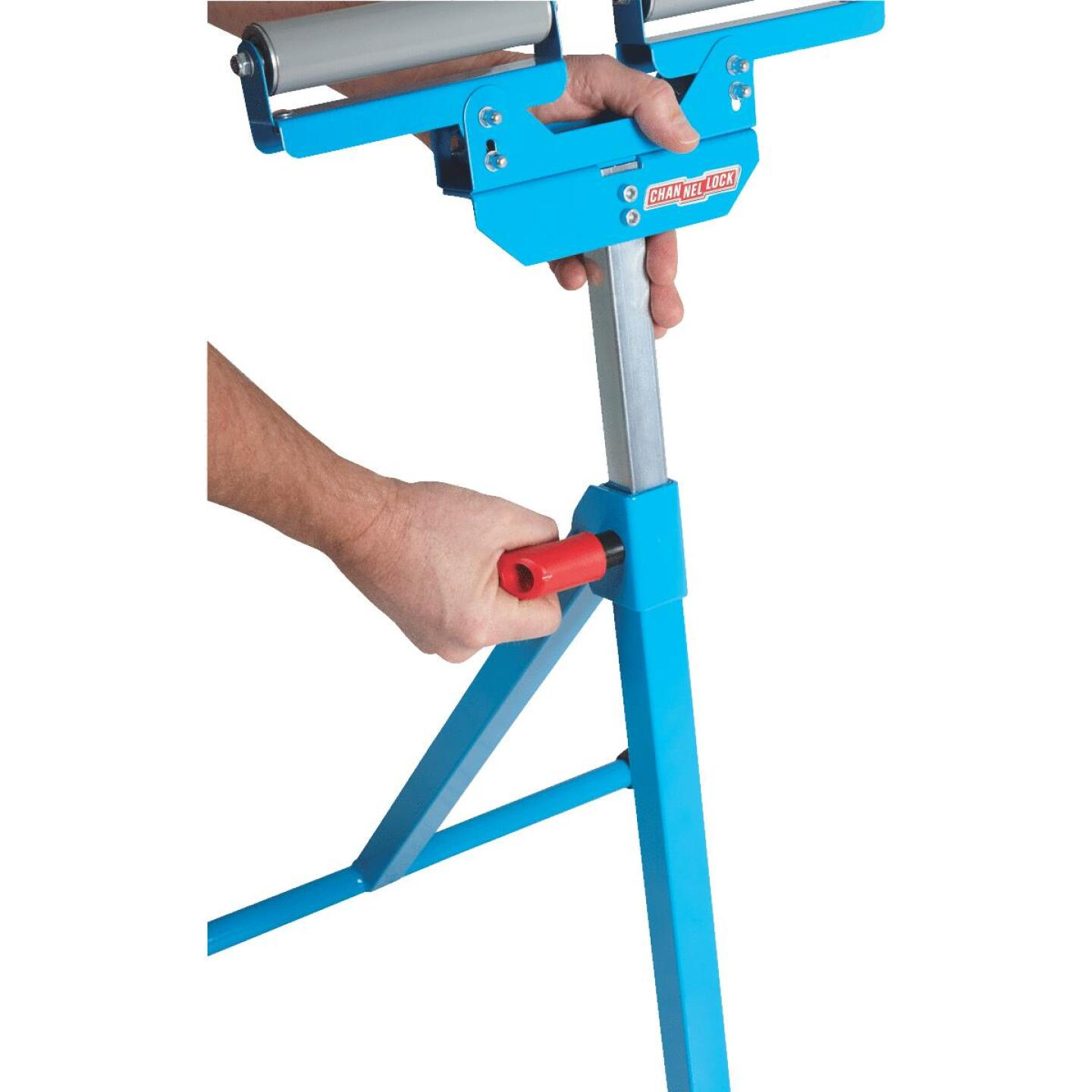 Channellock V-Style Roller Stand Image 5