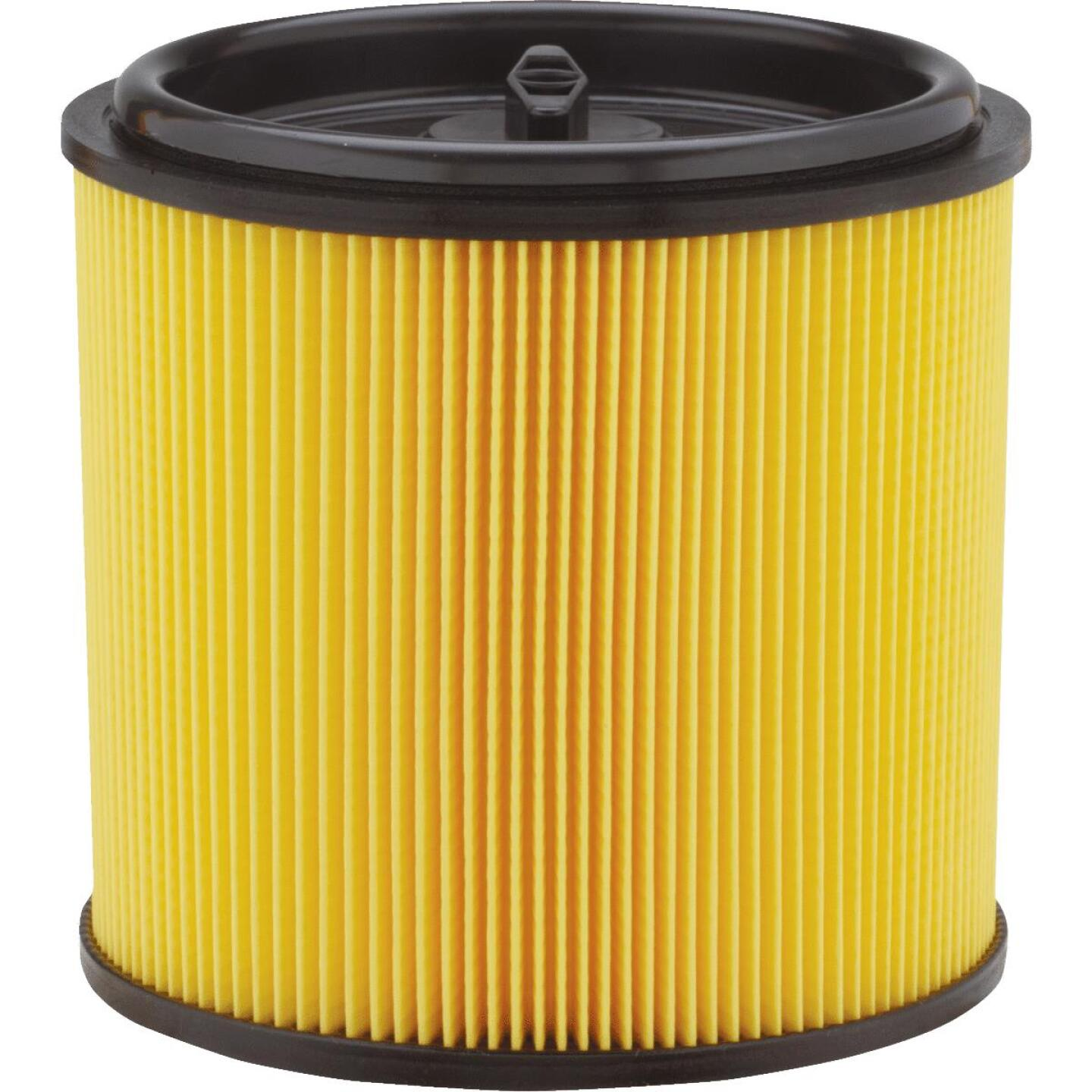 Channellock Cartridge Standard 5 to 25 Gal. Vacuum Filter Image 1