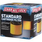 Channellock Cartridge Standard 5 to 25 Gal. Vacuum Filter Image 2