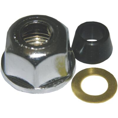 Lasco 1/2 In. x 3/8 In. Slip-Joint Nut Kit