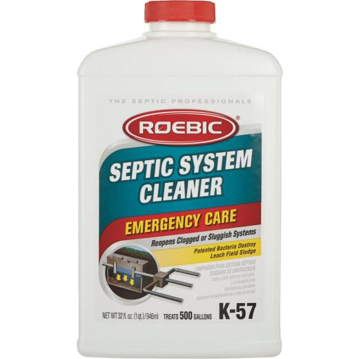 Roebic K-57 32 Oz. Emergency Care Septic Tank Treatment