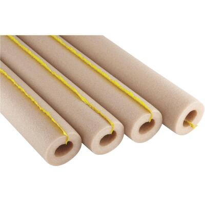 Tundra Plus 5/8 In. Wall Self-Sealing Polyolefin Pipe Insulation Wrap, 1 In. x 3 Ft. (4-Pack)