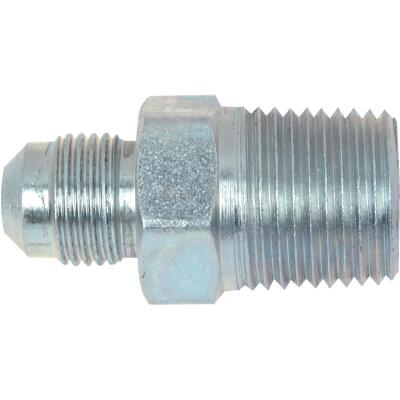 BrassCraft 3/8 In. OD Flare x 1/2 In. MIP Union Gas Fitting