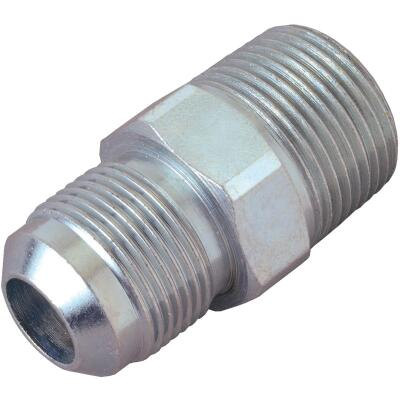 BrassCraft 1/2 In. OD Flare x 1/2 In. MIP Union Gas Fitting
