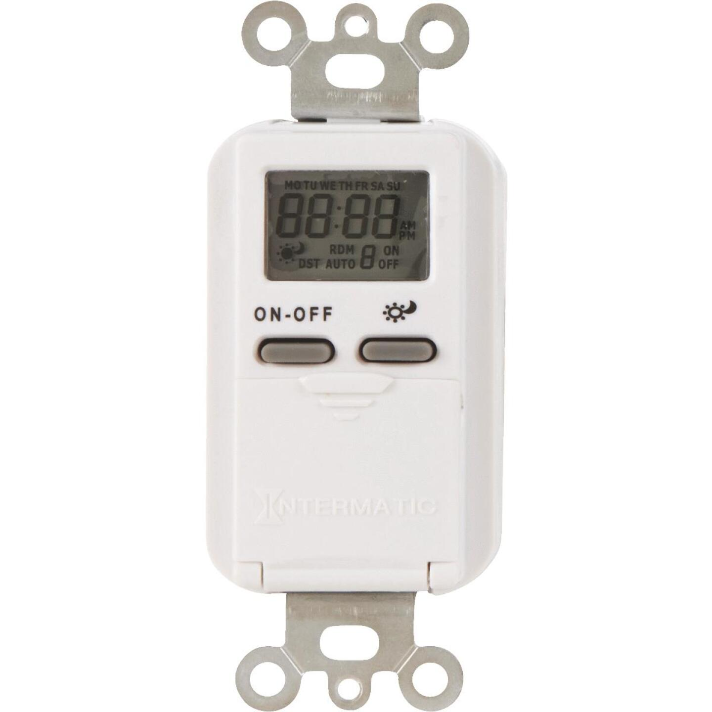 Intermatic 120V 15A 500W Electronic Timer Image 3