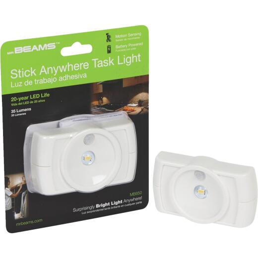 Mr. Beams White LED Battery Operated Light