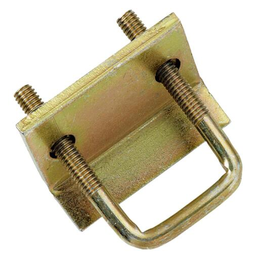 Superstrut 2-3/8 In. x 3 In. 2150 Lb. Capacity U-Bolt Beam Clamp