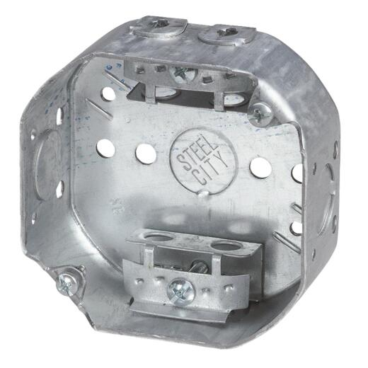 Raco Nail On 4 In. x 4 In. Octagon Box