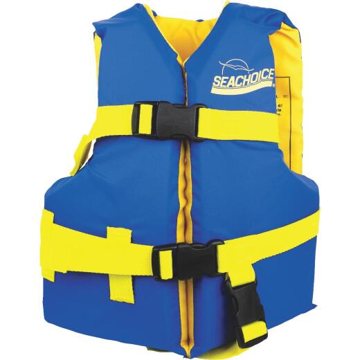Seachoice Youth Type III & USCG 30 to 50 Lb. Life Vest