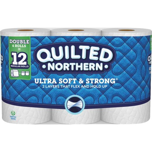 Quilted Northern Toilet Paper (6 Double Rolls)