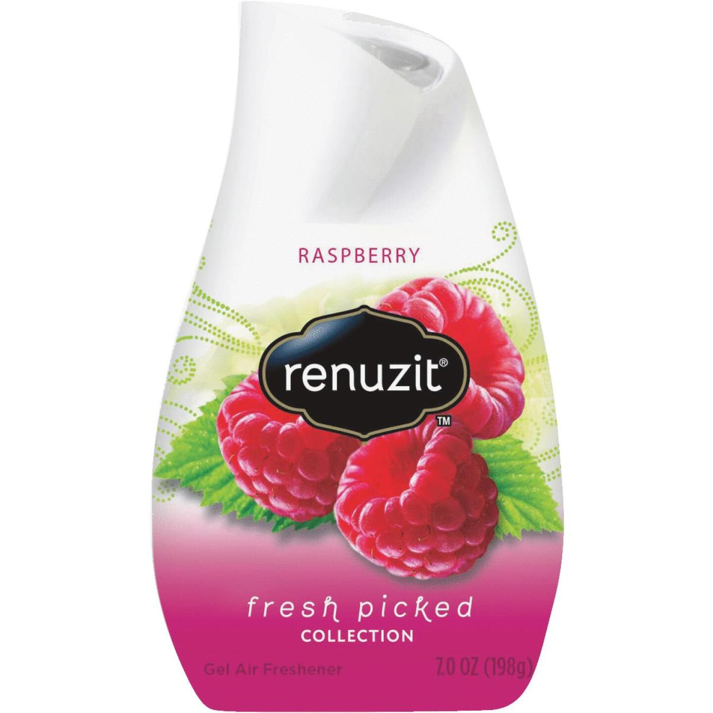 Renuzit 7 Oz. Raspberry Solid Air Freshener Image 1