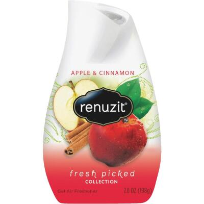 Renuzit 7 Oz. Apple Cinnamon Solid Air Freshener