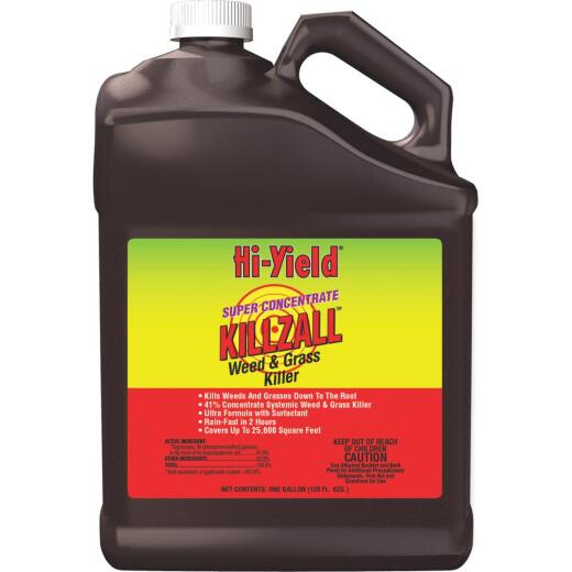 Hi-Yield Killzall 1Gal. Concentrate Weed & Grass Killer