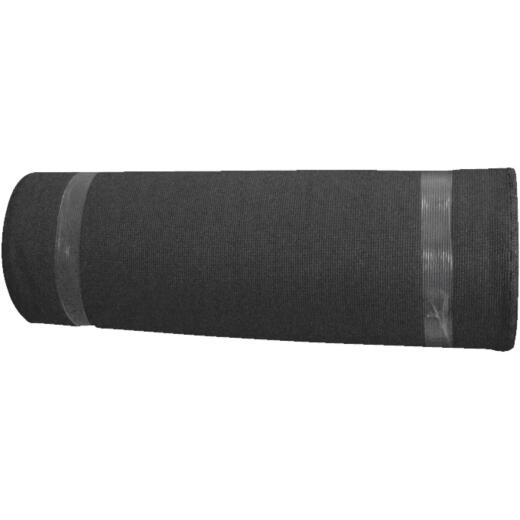 Coolaroo 12 Ft. W. x 50 Ft. L. Black 70% UV Sun Screen Fabric