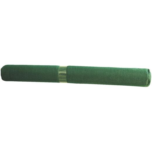 Coolaroo 6 Ft. W. x 15 Ft. L. Heritage Green 90% UV Sun Screen Fabric