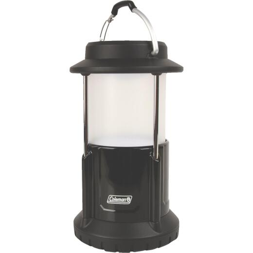 Coleman Divide + Pack-Away LED Black Battery Lantern