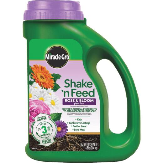 Miracle-Gro Shake N' Feed 4.5 Lb. 9-18-9 Bloom Booster Dry Plant Food