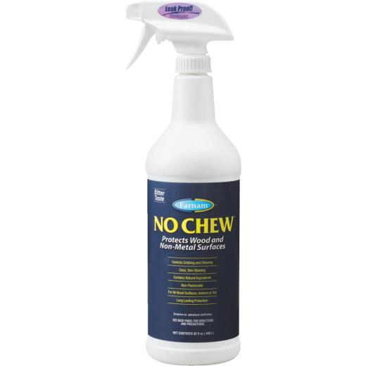 Farnam No Chew 32 Oz. Trigger Spray Bottle Surface Protector