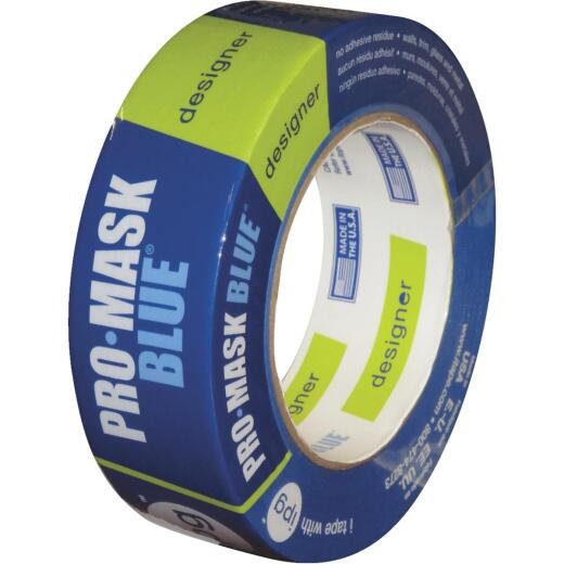 IPG ProMask Blue 1.41 In. x 60 Yd. Designer Masking Tape