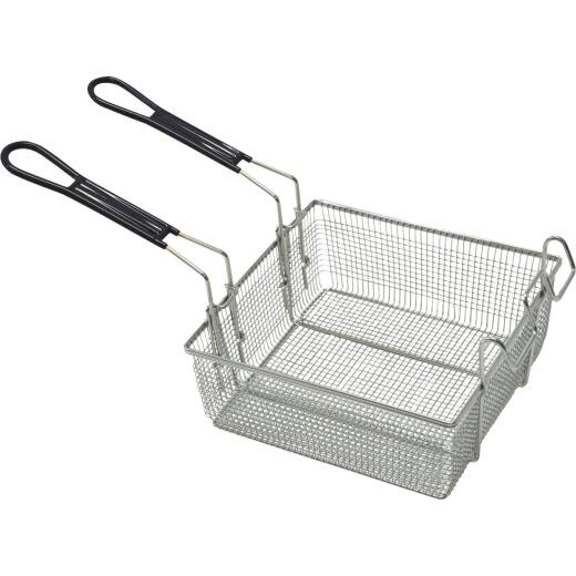 Bayou Classic 4 to 9 Gal. Stainless Steel Double Fryer Basket