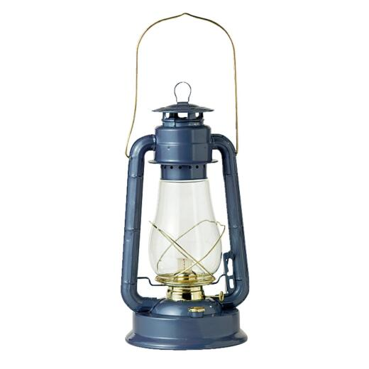21st Century Supreme 15 In. Blue Liquid Fuel Lantern