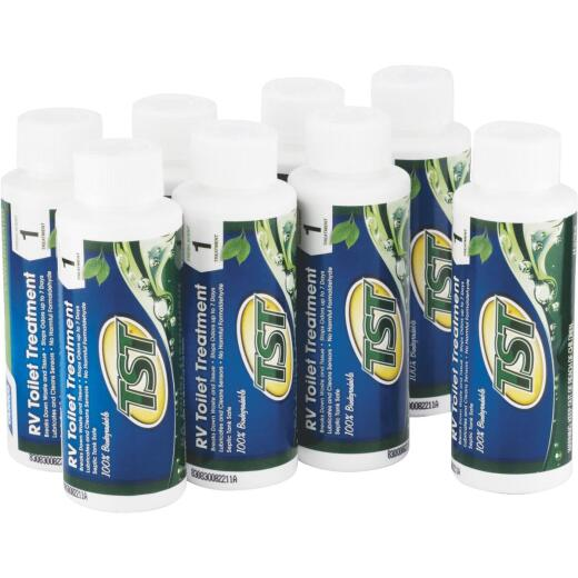 TST Singles Tank And Toilet Deodorizer, 8-Pack