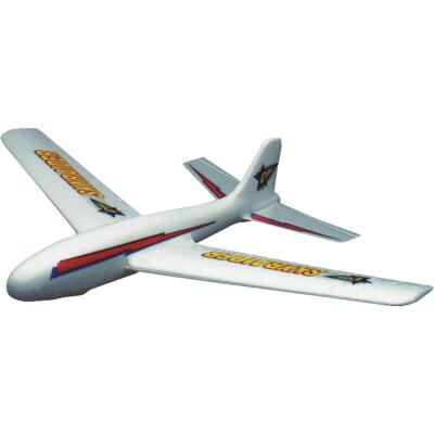 Paul K Guillow Sky Raider 24 In. Foam Glider Plane