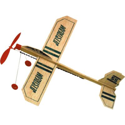Paul K Guillow Jetstream 13-1/4 In. Balsa Wood Glider Plane