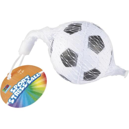 Fun Express Assorted Sports 2-3/8 In. Rubber Stress Ball