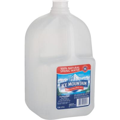 Ice Mountain 1 Gal. Spring Water